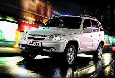 Chevrolet Niva «потяжелел» на 5 и 6 тысяч рублей