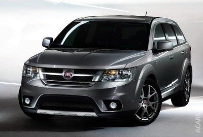 Chrysler доверили продажи Fiat в России