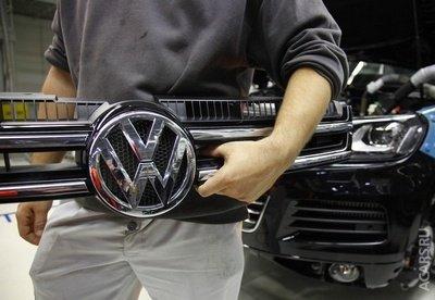 Volkswagen за год продал 8,16 машин